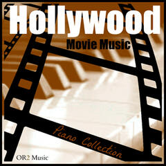 Hollywood Movie Music Piano Collection