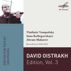 David Oistrakh Edition, Vol. 3
