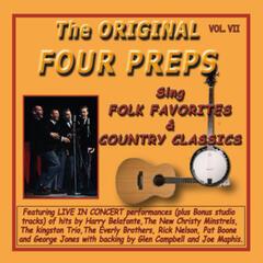 The Original Four Preps Sing Folk Favorites & Country Classics