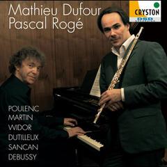 Poulenc : Sonate pour Flute et Piano etc.