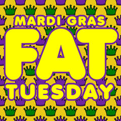 Mardi Gras Fat Tuesday: The Best of New Orleans Mardi Gras Jazz