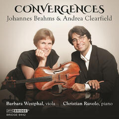 Brahms and Clearfield: Convergences