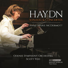 Anne-Marie McDermott – Piano Sonatas and Concertos of Haydn
