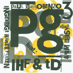 Paul Giallorenzo Trio featuring Ingebrigt Haker Flaten and Tim Daisy