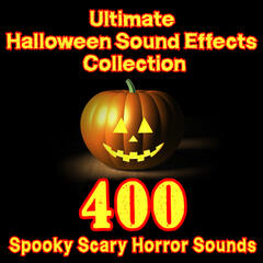 Ultimate Halloween Sound Effects Collection – 400 Spooky Scary Horror Sounds