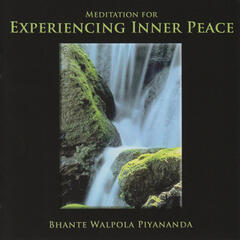 Meditation for Experiencing Inner Peace
