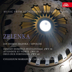 Zelenka: Sepolcri. Music from Eighteenth-century Prague