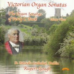 Victorian Organ Sonatas - Vol 3 - The Organ of St.Patrick's Cathedral, Dublin, Ireland