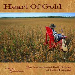 Heart of Gold - The Instrumental Folk Guitar of Peter Pupping