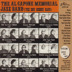 The Al Capone Memorial Jazz Band