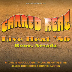Live Heat '86 - Reno, Nevada (Original Monophonic Recording Remastered)