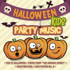 Halloween Kids Party Music
