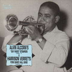 "Alvin Alcorn's ""Gay Paree"" Stompers and Harrison Verret's Fern Dance Hall Band"