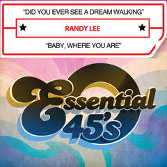 Did You Ever See a Dream Walking / Baby, Where You Are (Digital 45)