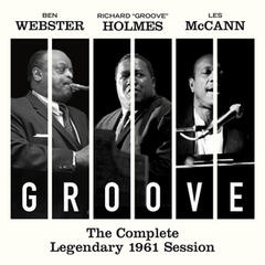 Groove: The Complete Legendary 1961 Session (Bonus Track Version)