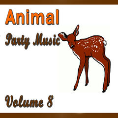 Animal Party Music (Europe Edition), Vol. 8