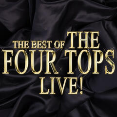 The Best of the Four Tops Live!