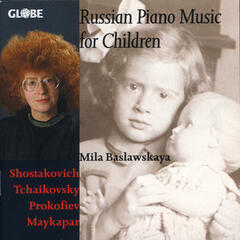 Russian Piano Music for Children