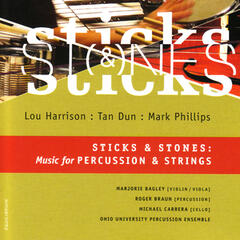 Sticks and Stones: Music for Percussion & Strings