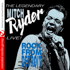 Live! Rock From Detroit (Digitally Remastered)