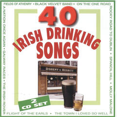 40 Irish Drinking Songs