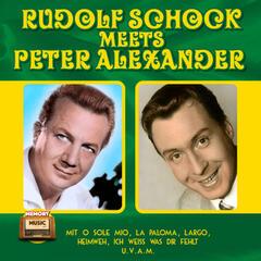 Rudolf Schock meets Peter Alexander