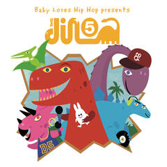 Baby Loves Hip Hop Presents the Dino-%