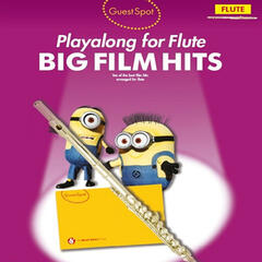 Big Film Hits for Flute