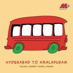 Hyderabad To Amalapuram