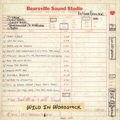 Wild in Woodstock: The Isley Brothers Live at Bearsville Sound Studio (1980)