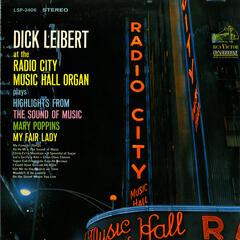 At the Radio City Music Hall Organ