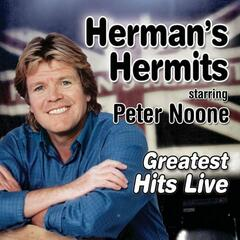 Herman's Hermits Starring Peter Noone - Greatest Hits Live