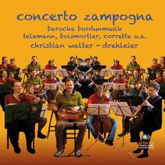 Concerto Zampogna - Baroque Music for Hurdy-Gurdy