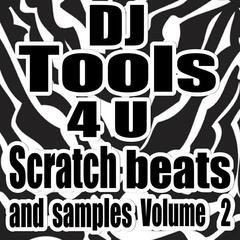 Scratch beats and samples Volume 2