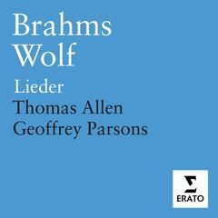 Brahms & Wolf - Lieder