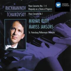 Rachmaninov: Piano Concertos 1-4 - Rhapsody on a Theme of Paganini & Tchaikovsky: Piano Concerto No.1