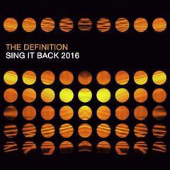 Sing It Back 2016