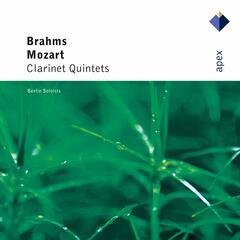 Mozart & Brahms : Clarinet Quintets  -  Apex