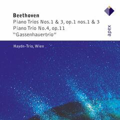 Beethoven : Piano Trios Nos 1, 3 & 4  -  Apex