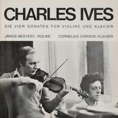 Ives: Die vier Sonaten für Violine und Klavier