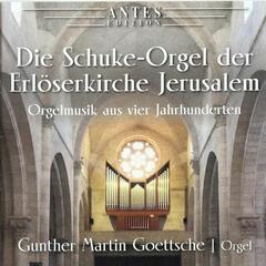 Die Schuke-Orgel der Erlöserkirche Jerusalem
