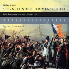 Die Weltminute von Waterloo
