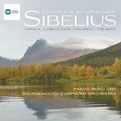 Sibelius: Complete Symphonies, Tapiola, Karelia suite, Finlandia, The Bard
