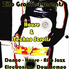 House and Techno Scroll