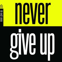 Never Give up (feat. Shi)
