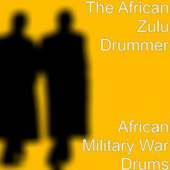 African Military War Drums
