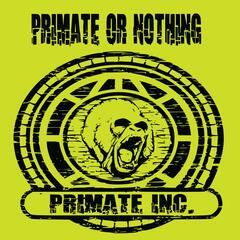 Primate or Nothing