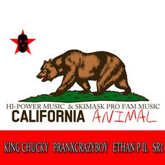 California Animal (feat. PranxCrazyBoy)
