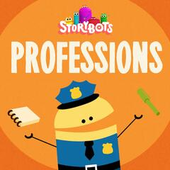 StoryBots Professions