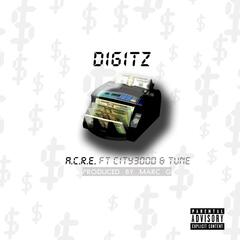 Digitz (feat. City3000 & Tune)